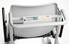 Balança de cadeira para pesar enquanto sentado seca 956